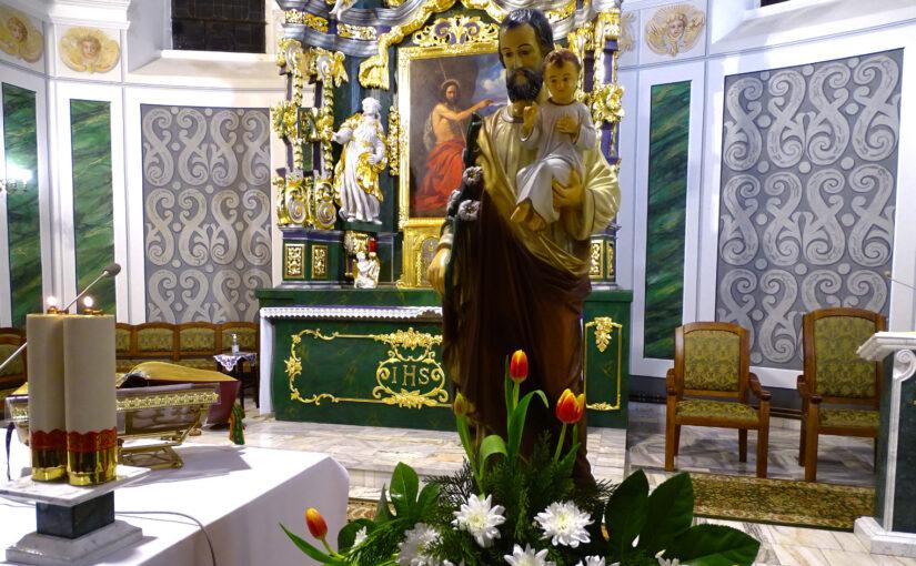 św.Józef – Opiekun Kościoła